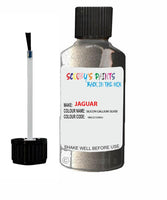 Jaguar Xe Silicon Gallium Silver Code 2213 Touch Up Paint