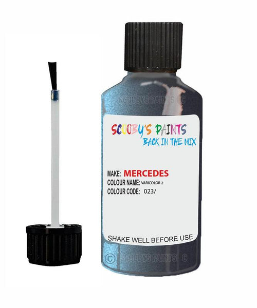 Mercedes S-Class Varicolor 2 Code 23023/ Touch Up paint