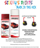 MINI ONE SOLAR RED Aerosol Spray Car Paint + Clear Lacquer WA47
