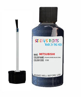 Mitsubishi Space Star Italian (Fjord) Blue Code D38 Touch Up paint