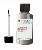 Mitsubishi Space Gear Lt Gray Code Se Touch Up paint