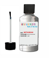 Mitsubishi Outlander Satellite Silver Code A69 Touch Up paint