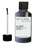 Nissan Gtr Darkest Grey Code K52 Touch Up paint