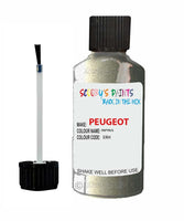 Peugeot Car Touch Up Paint Papyrus