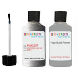 Peugeot Touch Up Paint With Primer Gris Artense Silver Grey