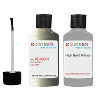 Peugeot Touch Up Paint With Primer Papyrus