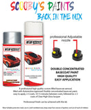 Vauxhall Zafira Tourer Magnetic Silver Aerosol Spray Car Paint + Clear Lacquer 161V/189/Gwd