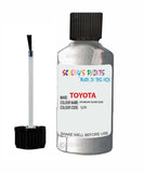 Toyota Car Touch Up Paint Atomium Silver Ezr Scratch Repair Kit