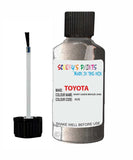 Toyota Car Touch Up Paint Avant Garde Bronze 4V8 Scratch Repair Kit