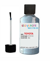 Toyota Car Touch Up Paint Blue Mist 8G2 Scratch Repair Kit