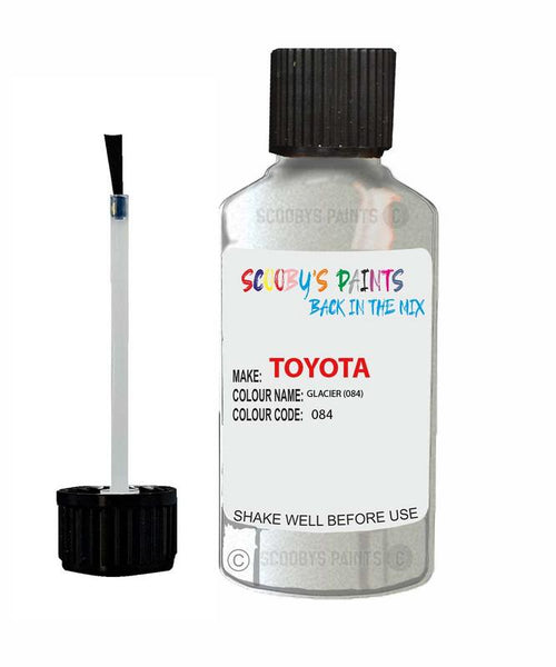 toyota yaris glacier code 84 touch up paint 2012 2019 Scratch Stone Chip Repair