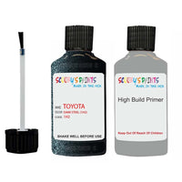 Anti Rust High Build Undercoat Toyota Touch Up Paint With Primer Dark Steel 1H2