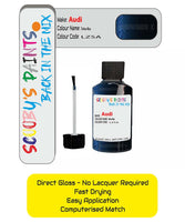 best paint to fix stone chips on audi a8 tiefsee blue code lz5a touch up paint 2006 2015