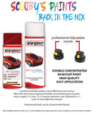 Toyota Gt86 Lightning Red C7P Aerosol Spray Paint Rattle Can