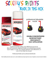 Toyota Verso Ruby Flare 3T3 Aerosol Spray Paint Rattle Can