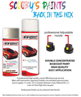 Toyota Yaris Silky Gold 5A7 Aerosol Spray Paint Rattle Can