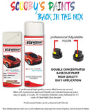 Toyota Camry Warm White A7X Aerosol Spray Paint Rattle Can