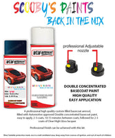 Vw Golf Plus Shadow Blue Aerosol Spray Paint Ld5Q