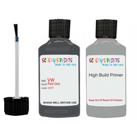 Vw Car Touch Up Paint Anti Rust Primer Undercoat Pure Grey