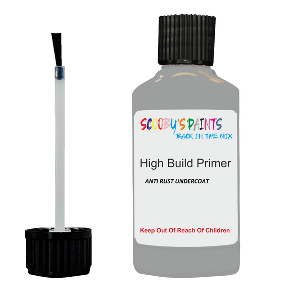 30ML HIGH BUILD GREY PRIMER AIR DRY PAINT TOUCH UP BRUSH SCRATCH CHIP REPAIR