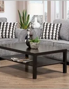 1005 2 PC With Pillows Grey Sofa Set