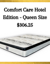 Comfort Care Hotel Edition - Queen Size