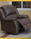 DARIA LEATHER RECLINING CHAIR