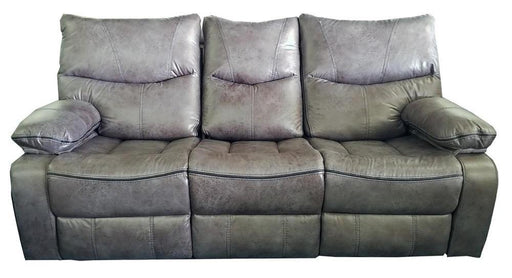 PEYTO - UPHOLSTERY LEATHER 3-PC SOFA SET - AllStarFurniture