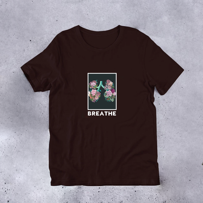Breathe | Short-Sleeve Unisex T-Shirt