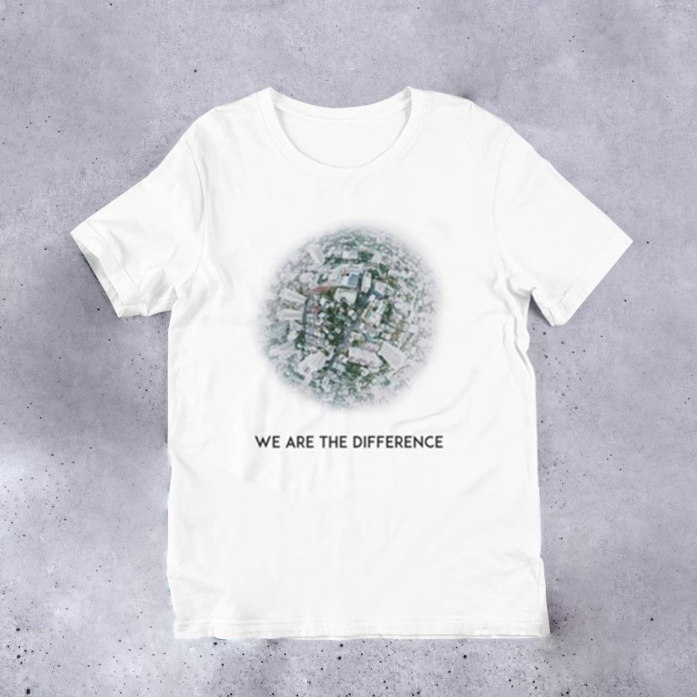 We Are The Difference | Short-Sleeve Unisex T-Shirt