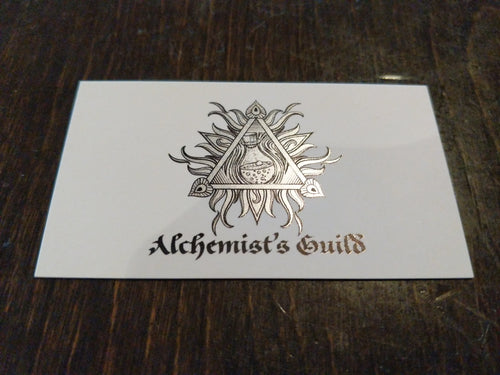 Alchemist's Guild 1 Month Card