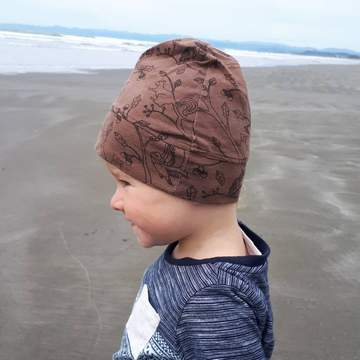 Organic Classic Beanie - Zest - for life