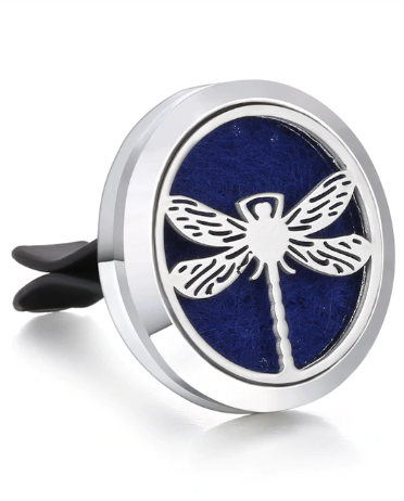 Dragon Fly Car Diffuser - Zest - for life