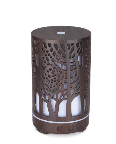 Kids Dark Wooden Diffuser - Zest - for life