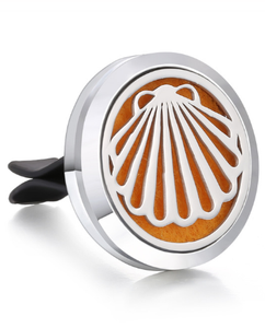 Shell Car Diffuser - Zest - for life