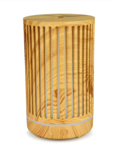 Stripe Light Wooden Diffuser - Zest - for life