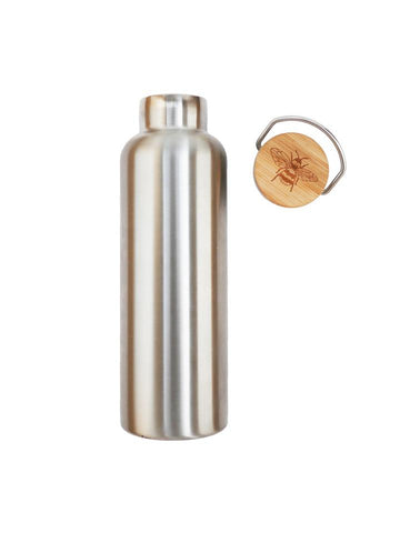 Stainless Steel Insulated Water Bottle - Zest - for life
