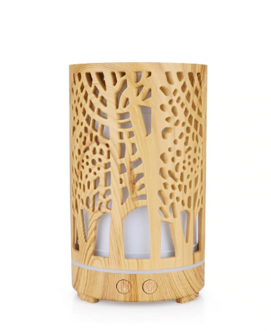 Kids Light Wooden Diffuser - Zest - for life