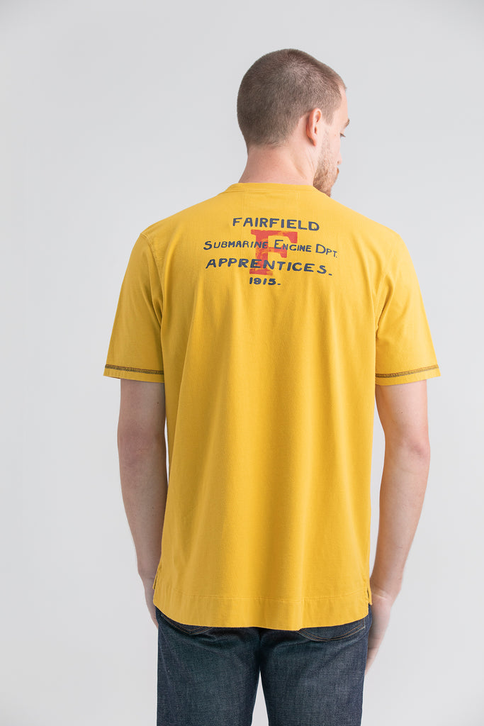 FAIRIELD POCKET TEE