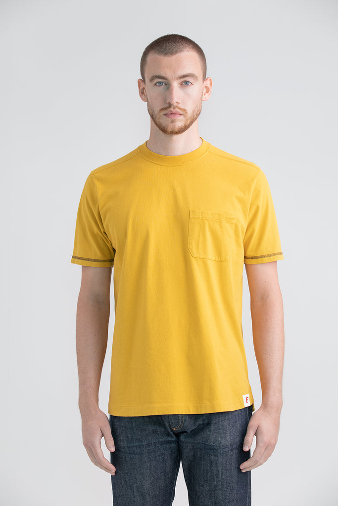 FAIRFIELD POCKET TEE