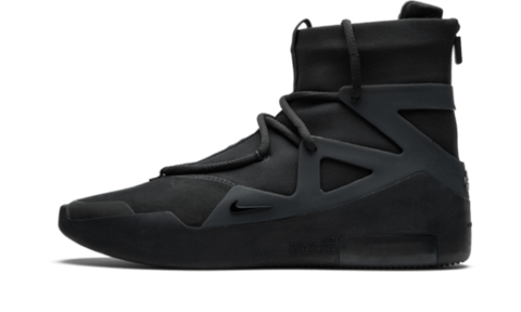 Air Fear Of God 1 Triple Black