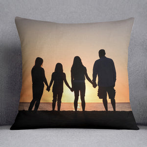 Canvas Cushion - Own Photo Upload Option