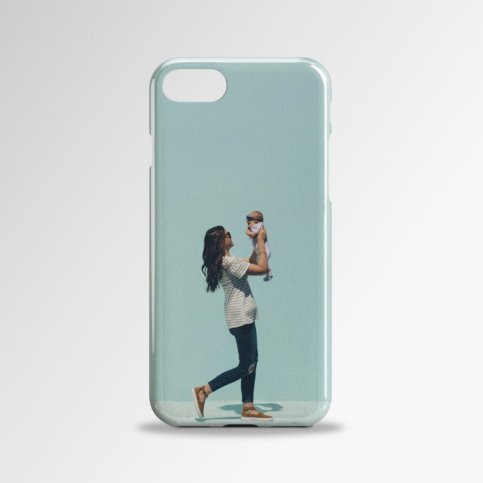 Mobile Phone Cover - Own Photo Upload Option
