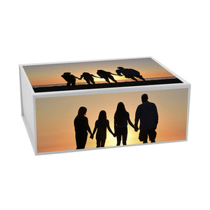 Memory Box - Available in 4 Sizes - Own Photo Upload Option