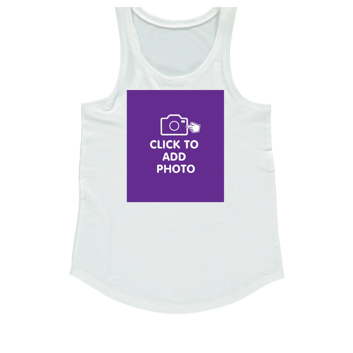 Womens Vest - Own Photo Upload Design