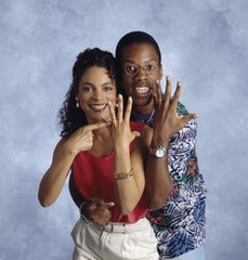 Whitley and Dwayne