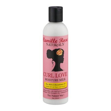 Camille Rose Curl Love Moisture Milk - Melanin Beauty Suppliers