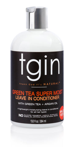 tgin Green Tea Super Moist Leave-In Conditioner - Melanin Beauty Suppliers