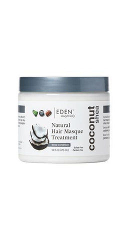 Eden Body Works Coconut Shea Hair Masque - Melanin Beauty Suppliers