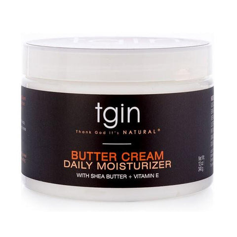 tgin Butter Cream Daily Moisturizer - Melanin Beauty Suppliers